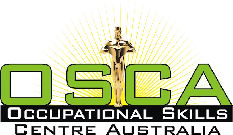 Occupational Skills Centre Logo
